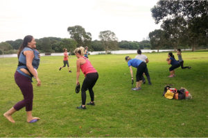 post natal fitness rushcutters bay